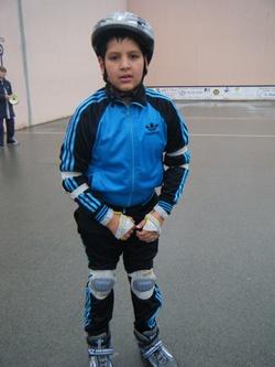 Pelote basque et roller à DOMEC