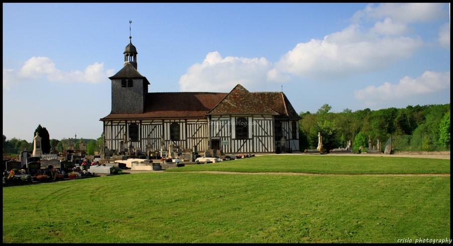 l'église de Mathaux (Aube)