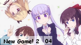 New Game! 2 04