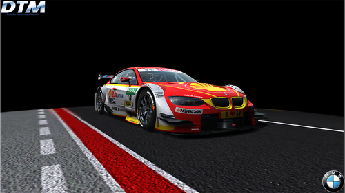 Team RBM BMW M4 Augusto Farfus