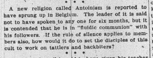 New Orleans Christian Advocate, February 9, 1911