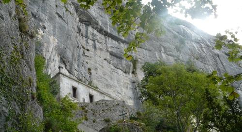 Sainte-Baume, grotte de Sainte Marie-Madeleine