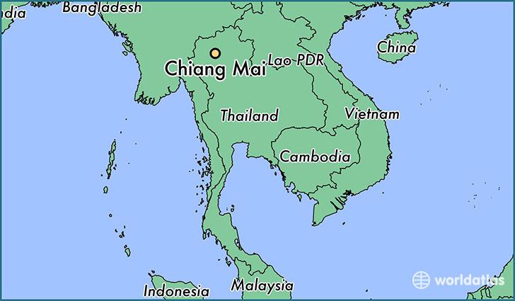 Art et Culture 3:  Les Lanternes flottantes à Chiang Mai – Thaïlande