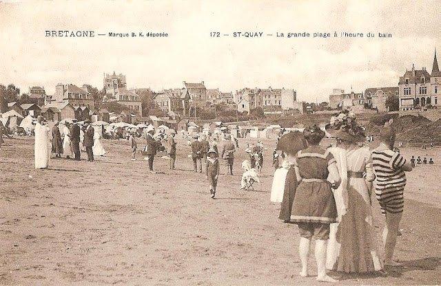 plage de St Quay Portrieux 22