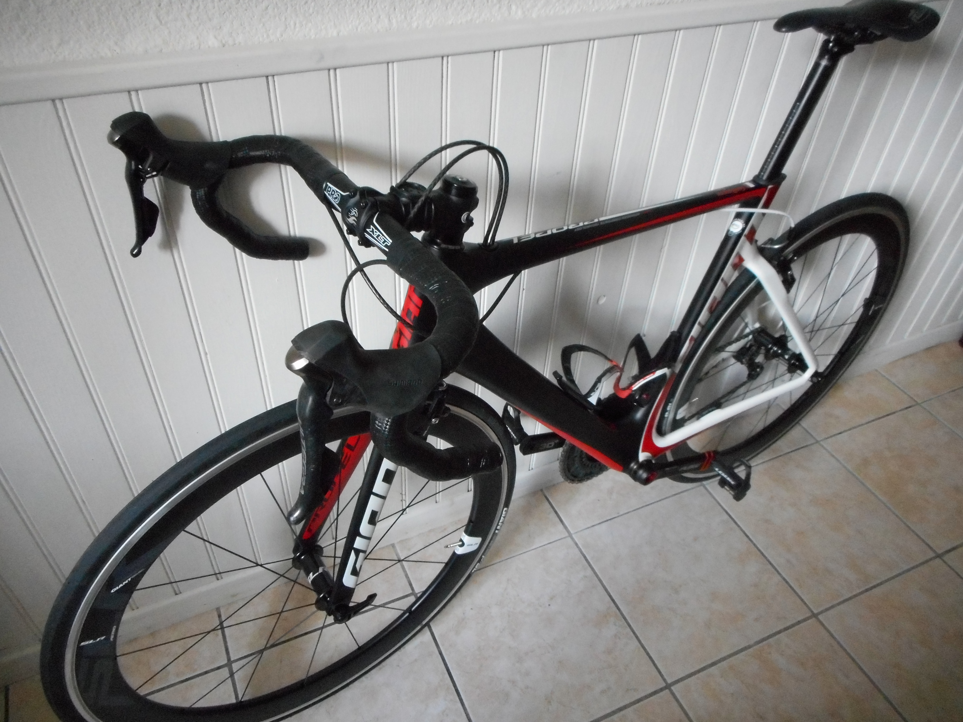 matos vélo giant 2017