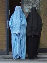 Origine de la burka