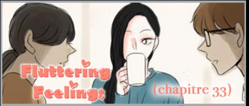 Fluttering Feelings - Chapitre 33