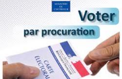● Vote par procuration