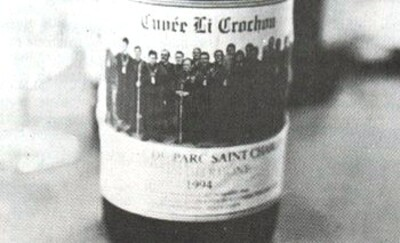 """Falaën - À la gloire du vin et du """"Crochon""""."""