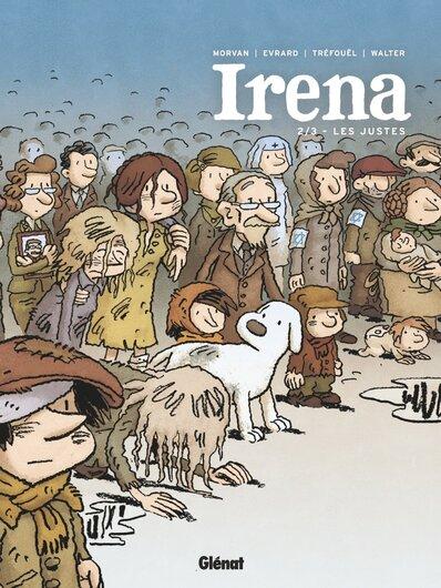 "Irena, tome 2 : ""Les justes"""