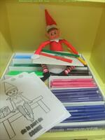 Le lutin de noël / elf on the shelf
