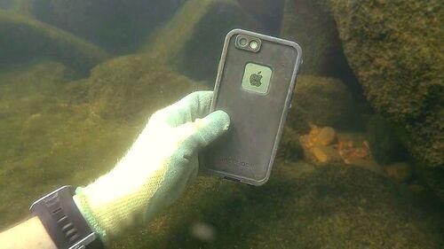 Plongeur ses plus belles découvertes !