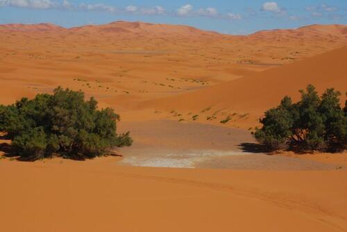 La magie du sable