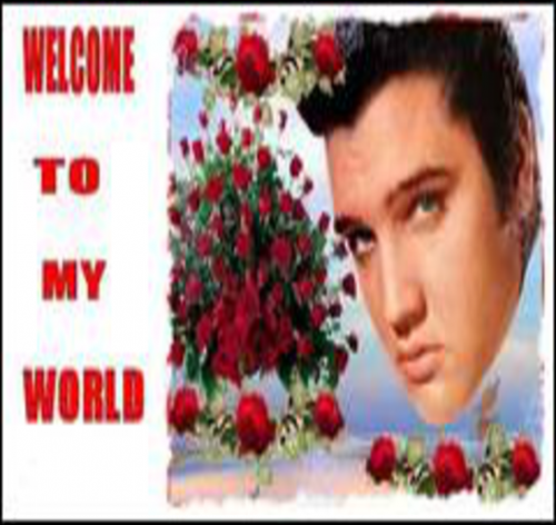 Welcome To My World - Elvis - PPS
