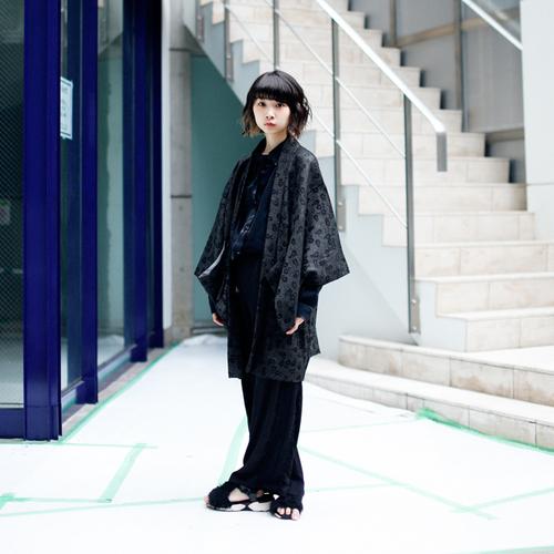 Streetwear sur les blogs de mode japonaise