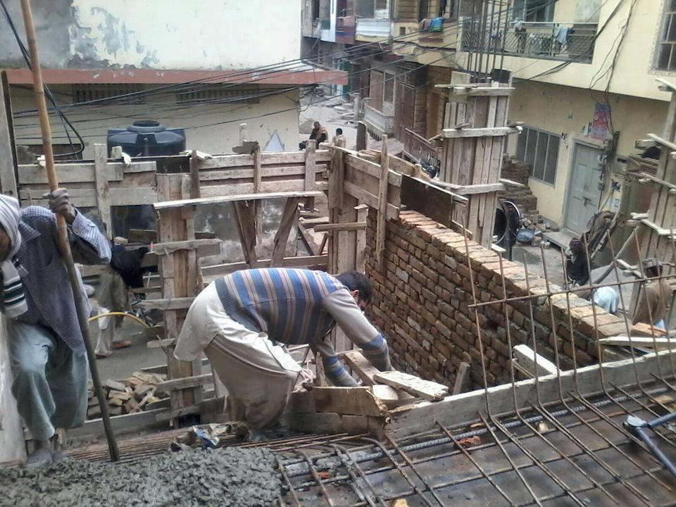 DERNIER APPEL AUX DONS POUR LA CONSTRUCTION D'UNE MOSQUEE AU PAKISTAN