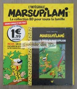 N° 1 BD Le Marsupilami