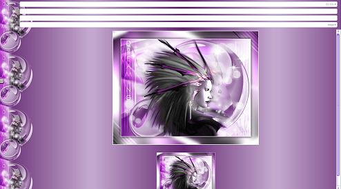Papier Fantasy Femme 04