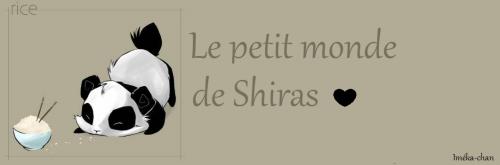 Cadeaux pour ma petite soeurette (Shiras)
