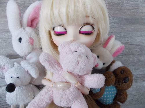 2ème Séance • Plushies everywhere ♥