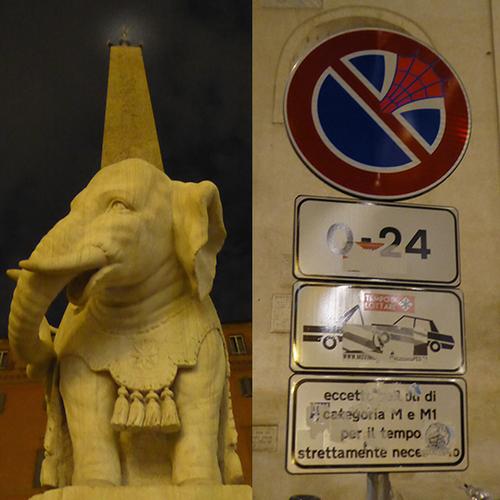 ENTRER EN ROME - 3