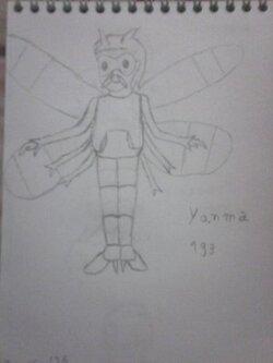 pokéhumain encore des dessin de moi ^^