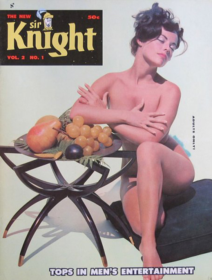 Sir Knight Mens Magazine
