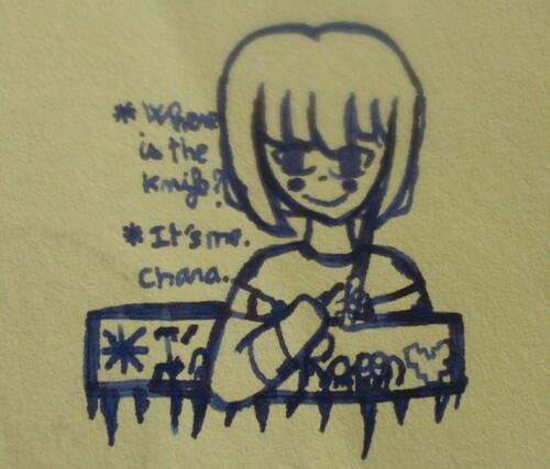 Des dessins ! Des dessins ! (des dessins Undertale x3)