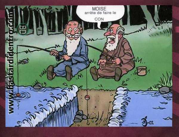 L'humour à la CON pour ce lundi pluvieux pour nous faire rire!