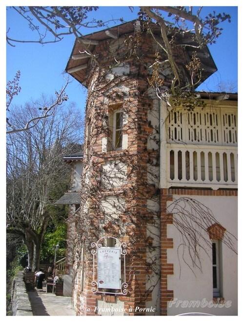 Pornic, Villa Mérot du Barré - La Fraiseraie - 2017