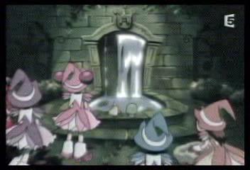 porte magique
