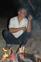 Petite pause cigarette