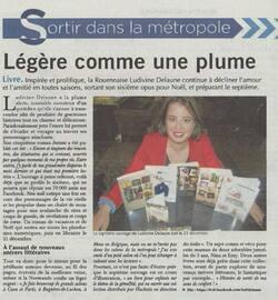 Interview de Ludivine Delaune