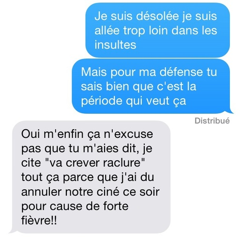 SMS de Mères #6