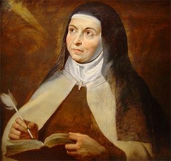 Santa Teresa de Jesús - Breve resúmen sobre su literatura