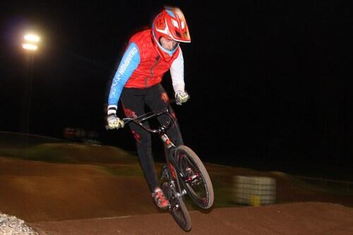 20 mars 2018 entrainement BMX  Mandeure