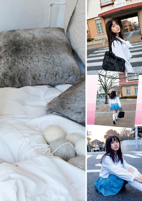 WEB Magazine : ( [Young Magazine Gravure Net] - Young Magazine - 2012 / N°16 - Makoto Okunaka )