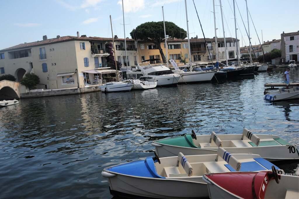 Port Grimaud (1)...A suivre