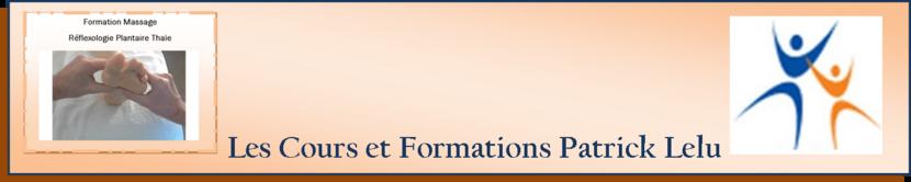 Formations Réflexologie plantaire thaïe