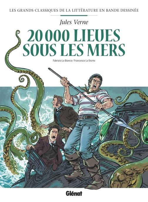 BD - 20 000 lieues sous les mers