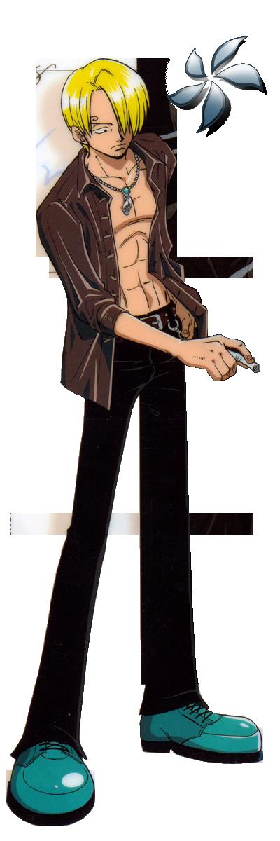 Sanji (la jambe noir)