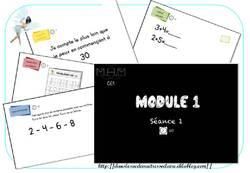 MHM CE1: paper board pour les nuls!