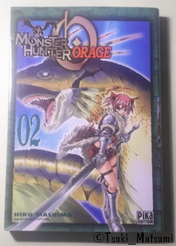Monster Hunter Orage - tome 2