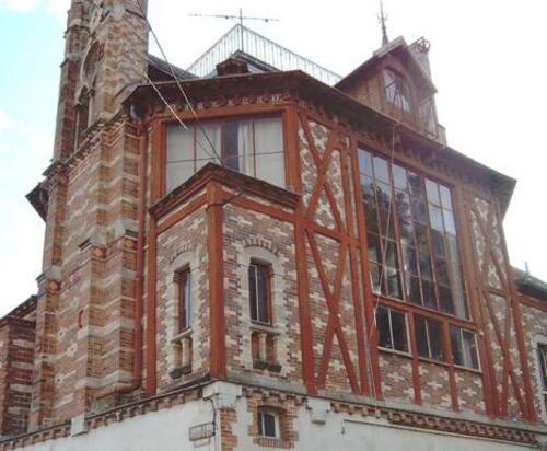 Château By de Rosa Bonheur à Thorigny (Seine-et-Marne)
