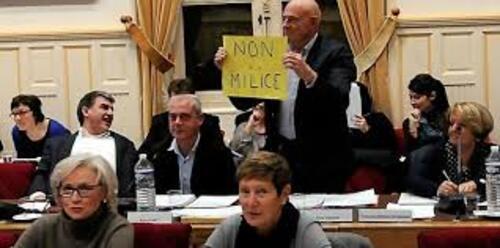 Bonne nouvelle : le Tribunal administratif de Montpellier juge illégal la milice de Ménard