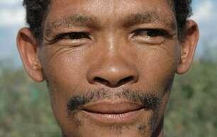 Marginalisation des Bushmen
