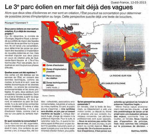 Eolien Offshore : ne pas négliger les enjeux de biodiversité !