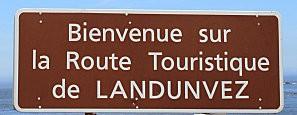route touristique de Landunvez