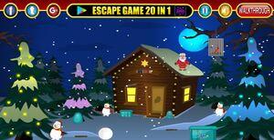 Jouer à Christmas red cardinal escape