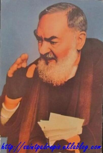 Padre Pio, les prédictions